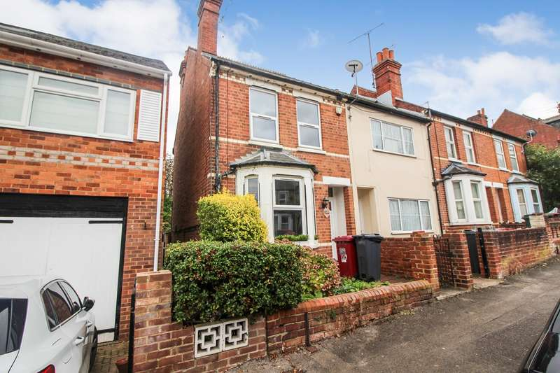 3 Bedrooms End Of Terrace House for sale in St Georges Road, Reading, RG30
