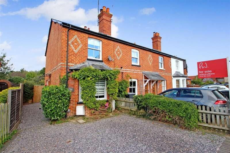 3 Bedrooms End Of Terrace House for sale in Horseshoe Road, Pangbourne, Reading