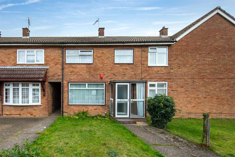 2 Bedrooms Terraced House for sale in Churchfield Road, Houghton Regis, Bedfordshire