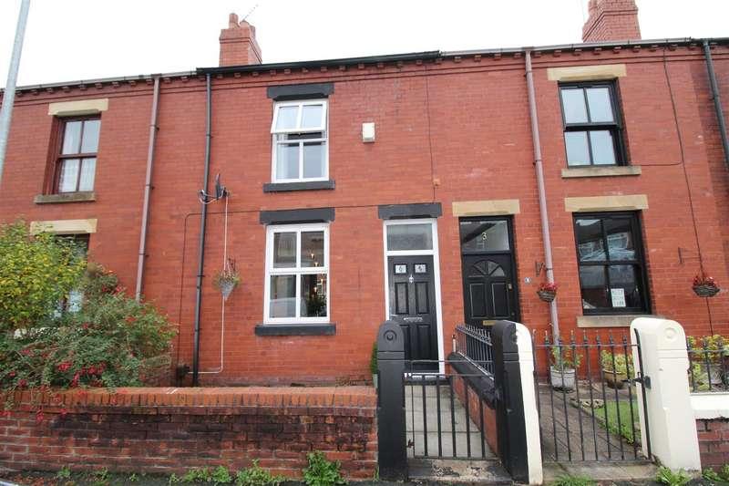 2 Bedrooms Terraced House for sale in Delph Street, Springfield, Wigan, WN6 7EG