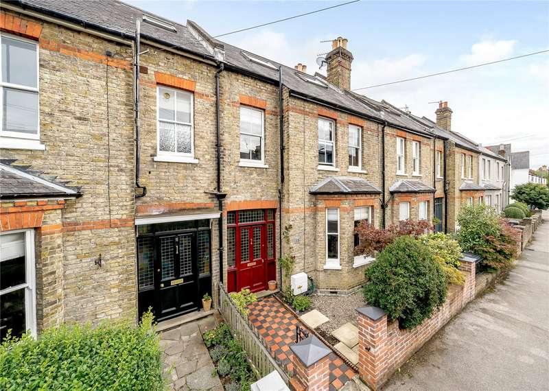 3 Bedrooms Terraced House for sale in Frances Road, Windsor, SL4