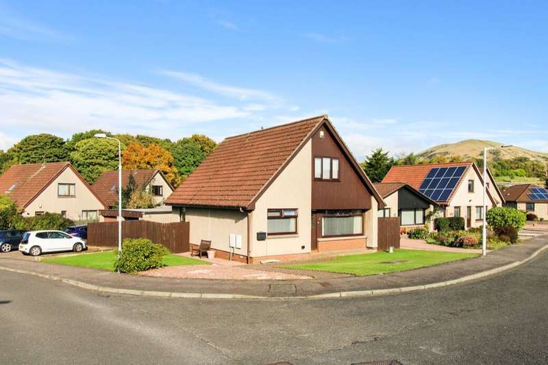 3 Bedrooms Detached House for sale in Toll Court, Lundin Links, Leven, KY8