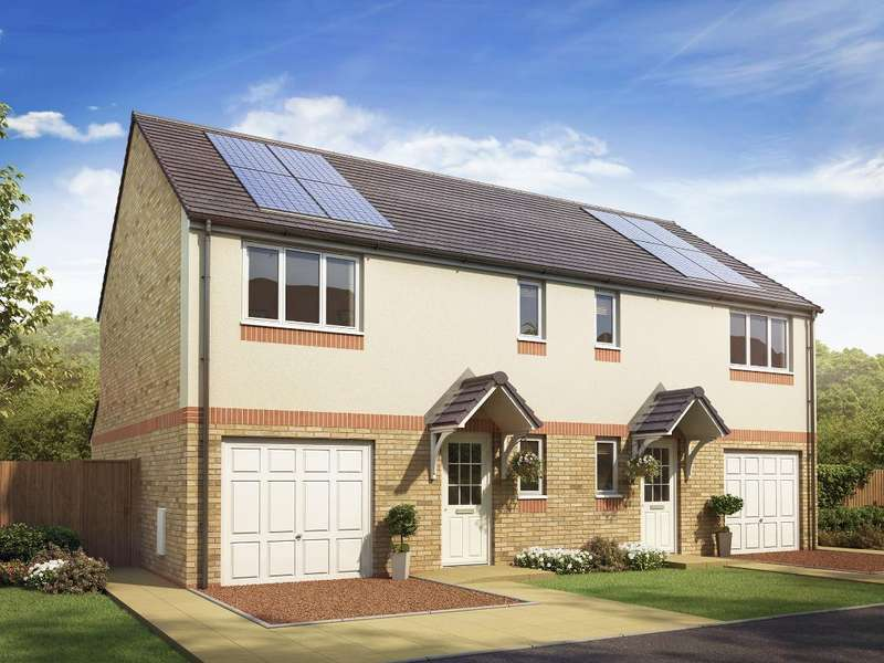 3 Bedrooms House for sale in The Newton, The Pastures, Dunlop Road, Stewarton, KA3 3DX