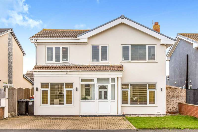 5 Bedrooms Detached House for sale in Fleetwood