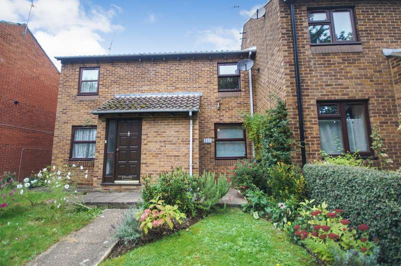 2 Bedrooms Terraced House for sale in Chilcombe Way, Lower Earley, Reading, RG6
