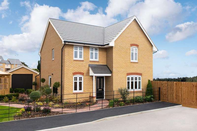 4 Bedrooms House for sale in Camberley, Willow Grove, Southern Cross, Wixams, Wilstead, MK42 6AW