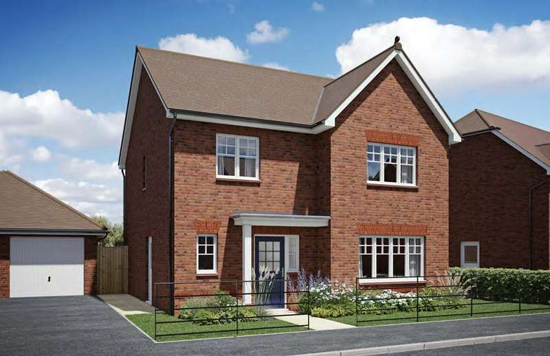 3 Bedrooms Detached House for sale in The Yatton, The Strawberry Field, Rea Lane, Hempsted, GL2