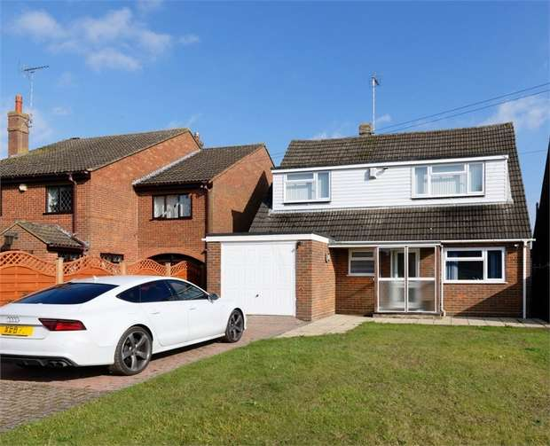 4 Bedrooms Detached House for sale in Dunstable Road, Tilsworth, Leighton Buzzard, Bedfordshire