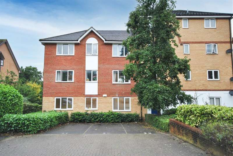 2 Bedrooms Apartment Flat for sale in Butlers Close, Bristol