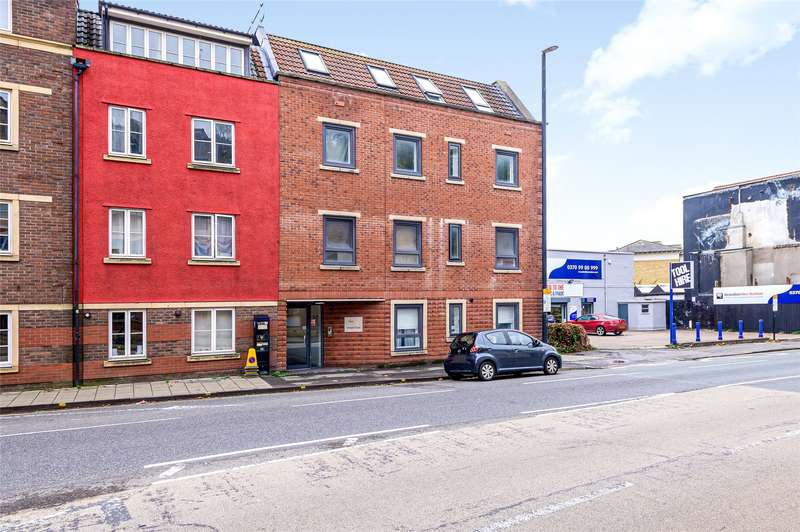 1 Bedroom Flat for sale in Hotwell Road, Bristol, BS8