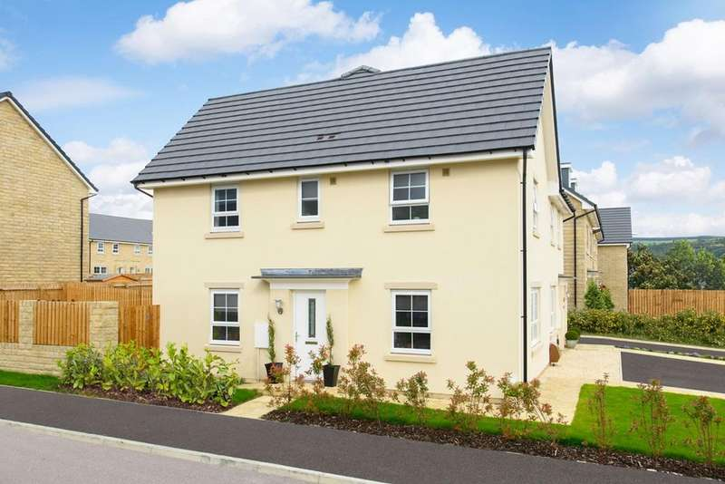 3 Bedrooms House for sale in Moresby, Waddow Heights - Barratt, Waddington Road, Clitheroe, BB7 2JD