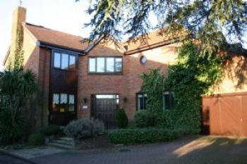 4 Bedrooms Detached House for sale in Laurino Place, Bushey Heath