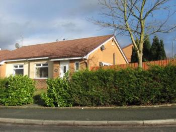 2 Bedrooms Semi Detached Bungalow for sale in Croxton Avenue, Rochdale. Large corner plot full of potential good access to local amenities