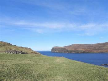 Land Commercial for sale in Planning in principle, loch view, a magnificent setting in NW Skye