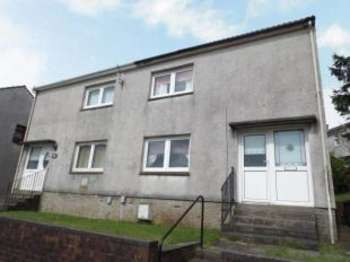 2 Bedrooms End Of Terrace House for sale in Don Street, Greenock