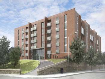 Flat for sale in The Quadrant, Liverpool