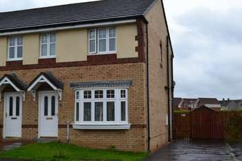 3 Bedrooms Semi Detached House for sale in Eday Crescent, Kilmarnock, KA3