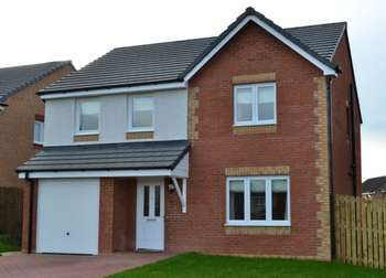 4 Bedrooms Detached House for sale in Cutty Sark Place, Kilmarnock, KA3