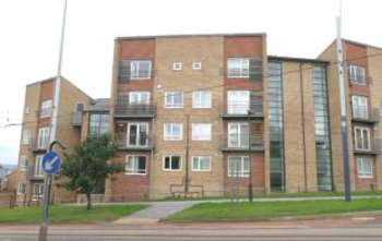 2 Bedrooms Flat for sale in Park Grange Mount, Norfolk Park, Sheffield