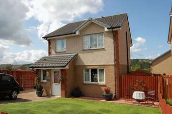3 Bedrooms Detached House for sale in Priory Avenue, Lesmahagow