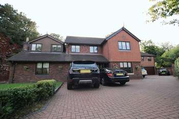 6 Bedrooms Detached House for sale in Heathwood, Sandfield Park, Liverpool, L12