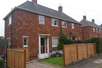 2 Bedrooms House for rent in Lister Drive, Basegreen, Sheffield, S12