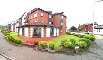 1 Bedroom Retirement Property for sale in 7 Homemount House, Largs, KA30 9LS
