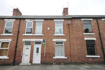3 Bedrooms Terraced House for sale in Bell Street, Bishop Auckland, Co. Durham, DL14