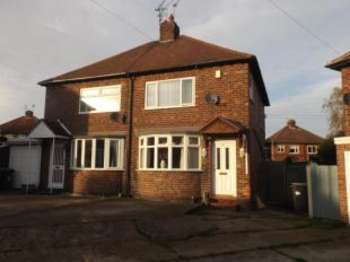 2 Bedrooms Semi Detached House for sale in Coates Avenue, Hucknall, Nottingham, Nottinghamshire