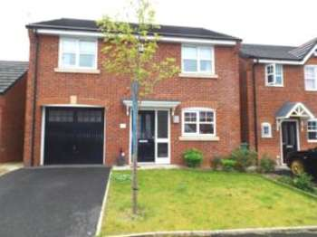 4 Bedrooms Detached House for sale in Cotton Mills Drive, Hyde, Greater Manchester