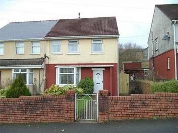 3 Bedrooms Semi Detached House for sale in Emlyn Avenue, EBBW VALE, Blaenau Gwent