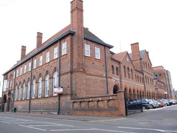 2 Bedrooms Flat for sale in Warwick Brewery, Newark