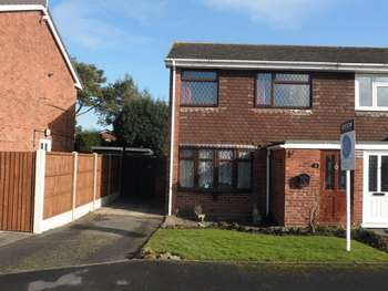 3 Bedrooms Semi Detached House for sale in Coton-in-the-elms, Swadlincote
