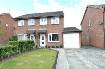 3 Bedrooms Semi Detached House for sale in Cirencester Avenue, Greasby, Wirral