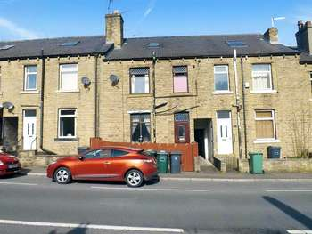 2 Bedrooms End Of Terrace House for sale in Manchester Road, HUDDERSFIELD, West Yorkshire