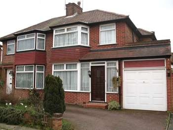 3 Bedrooms Semi Detached House for sale in Ladycroft Walk, STANMORE, Middlesex, HA7 1PE