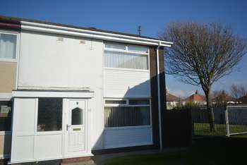2 Bedrooms End Of Terrace House for sale in Nesswood Avenue, South Shore, Blackpool, FY4 3PW