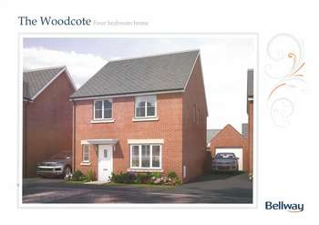 4 Bedrooms Detached House for sale in The Woodcote, Mallards Reach, Newton, Porthcawl, Bridgend County Borough, CF36 5RR.