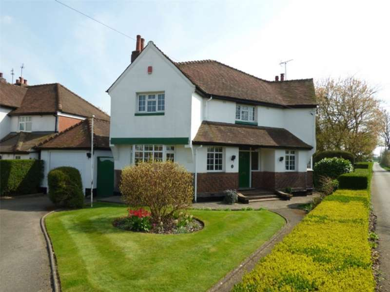 4 Bedrooms Detached House for sale in The Long Shoot, Nuneaton, Warwickshire
