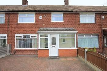 3 Bedrooms Terraced House for sale in Cranwell Road, Belle Vale, Liverpool, L25