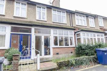 3 Bedrooms Terraced House for sale in Somerset Road, London, NW4