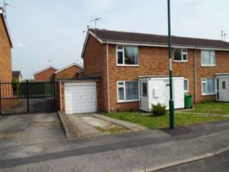 2 Bedrooms Maisonette Flat for sale in Staindale Drive, Aspley, Nottingham