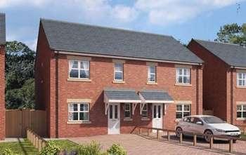 3 Bedrooms Semi Detached House for sale in Pontefract Park, Pontefract