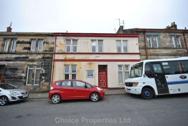 2 Bedrooms Flat for sale in Dunlop Street, Stewarton, KA3 5AS