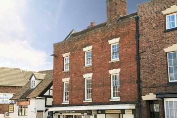 2 Bedrooms Flat for sale in Bridge Street, Bridgnorth