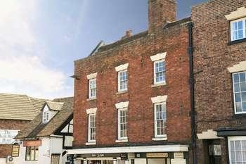 2 Bedrooms Flat for sale in Bridge Street, Bridgnorth
