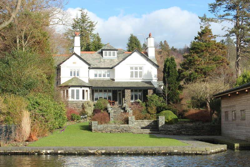 5 Bedrooms Detached House for sale in Cressbrook, Storrs Park, Bowness-on-Windermere