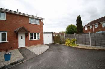2 Bedrooms Semi Detached House for sale in Sonning Drive, Wolverhampton