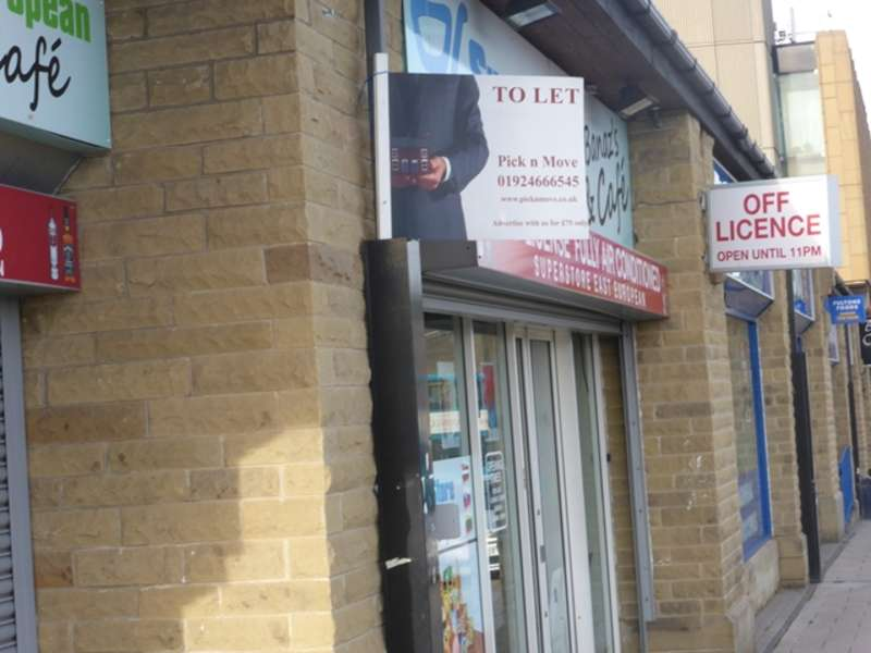 Commercial Property for rent in Commercial Retail Shop (High Street) To Rent