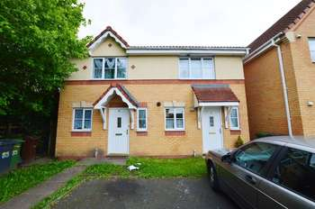 2 Bedrooms Semi Detached House for sale in Marbury Drive, Bilston